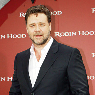 Russell Crowe in 'Robin Hood' Photocall