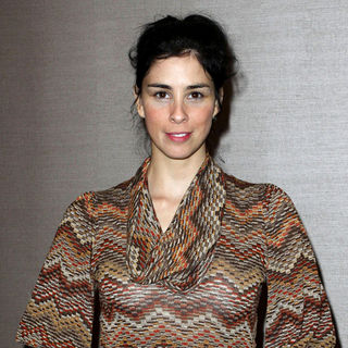 Sarah Silverman in L.A. Gay & Lesbian Center Presents 'An Evening With Women: Celebrating Art, Music & Equality'