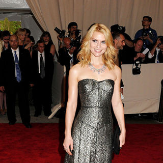 Claire Danes in The Costume Institute Gala Benefit