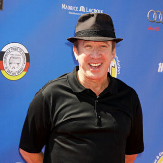 Tim Allen in Launch of The Ann and George Lopez Foundation at the 3rd Annual George Lopez Celebrity Golf Classic