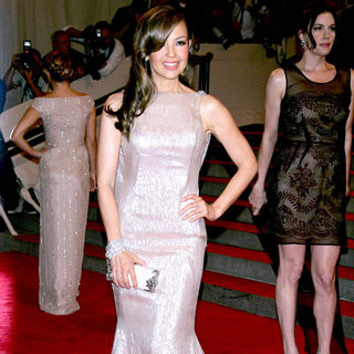 Thalia in The Costume Institute Gala Benefit - wenn2830673