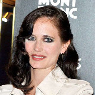 Eva Green in The Launch of Meisterstuck Montblanc Diamond - Photocall