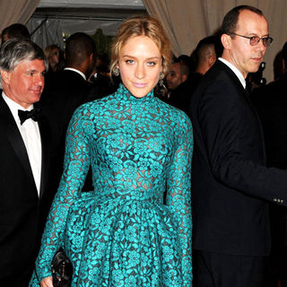 Chloe Sevigny in The Costume Institute Gala Benefit