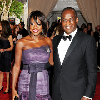 Viola Davis in The Costume Institute Gala Benefit