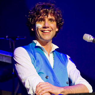 Mika in Mika Performing Live at Campo Pequeno