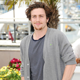 Aaron Johnson in 2010 Cannes International Film Festival - Day 3 - 'Chatroom' Photocall