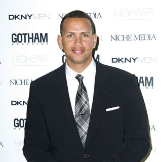 Alex Rodriguez in Gotham Magazine's Jason Binn Hosts Alex Rodriguez's Cover Party