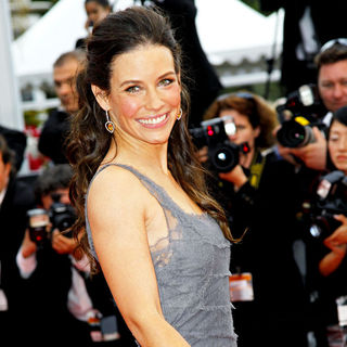 Evangeline Lilly in Cannes International Film Festival 2010 - Day 5 - 'The Princess Of Montpensier' Premiere - wenn2847816