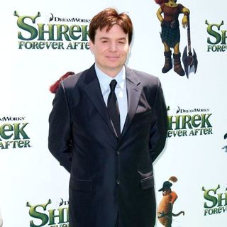 "Mike Myers in ""Shrek Forever After"" Los Angeles Premiere - Arrivals - wenn2848000"