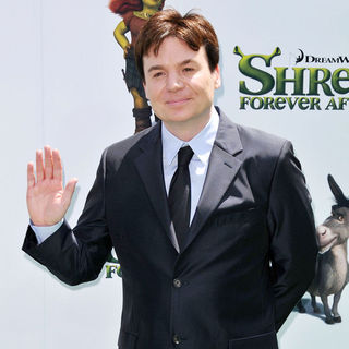 "Mike Myers in ""Shrek Forever After"" Los Angeles Premiere - Arrivals - wenn2848924"