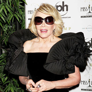 Joan Rivers in The Miss USA 2010 Pageant
