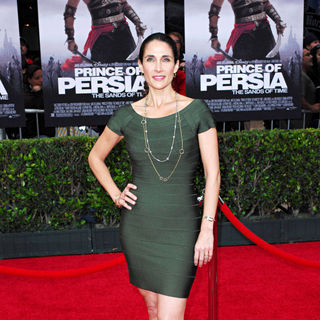 Melina Kanakaredes in Premiere of 'Prince of Persia: The Sands of Time'