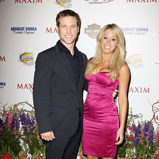 Jake Pavelka, Vienna Girardi in Maxim Hot 100 Party With Harley-Davidson, Absolut Vodka, Ed Hardy Fragrances and Rogaine