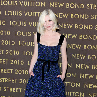 Kirsten Dunst in Louis Vuitton Unveils The New Bond Street Maison - Afterparty