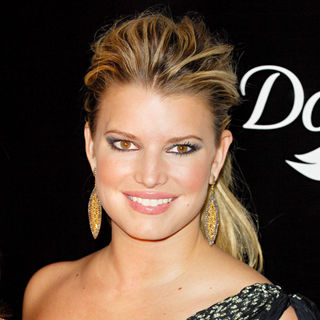 Jessica Simpson in The 35th Annual Gracie Awards Gala