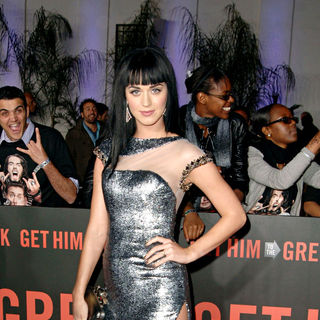 "Katy Perry in Los Angeles Premiere of ""Get Him to the Greek"""