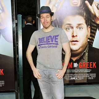 "Perez Hilton in Los Angeles Premiere of ""Get Him to the Greek"""