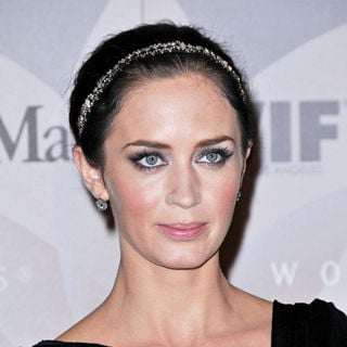 Emily Blunt in The 2010 Crystal + Lucy Awards: A New Era - Arrivals