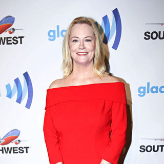 Cybill Shepherd in GLAAD Media Awards