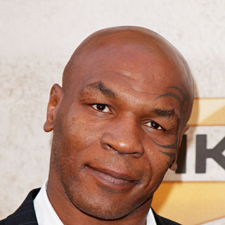 Mike Tyson in Spike TV's 'Guys Choice Awards' - Arrivals
