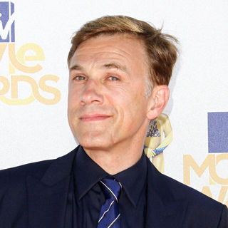 Christoph Waltz in 2010 MTV Movie Awards - Arrivals