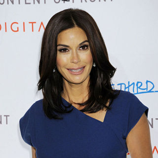 Teri Hatcher in Digitas and The Third Act: Present Digital Content NewFront 2010 Conference - Arrivals - wenn2882171