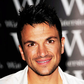 Peter Andre in Peter Andre Signs Copies of His New Book 'My World'
