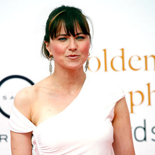 Lucy Lawless in The Closing Ceremony of The 2010 Monte Carlo Television Festival - Red Carpet