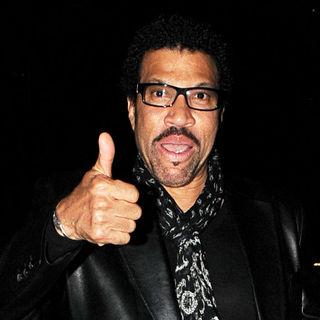 Lionel Richie in Lionel Richie Arrives at The Back Door of The Dorchester