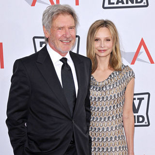 Harrison Ford, Calista Flockhart in American Film Institute (AFI) Salutes Mike Nichols