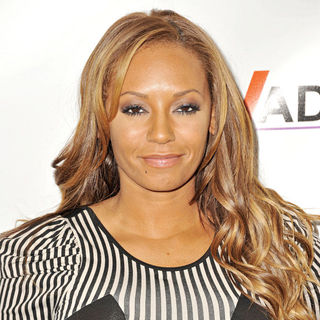 Melanie Brown in The BRAVADA Women's Athletica Grand Opening Party Hosted by Mel B - Arrivals
