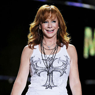 Reba McEntire in 2010 CMA Music Festival Nightly Concerts - Day 2
