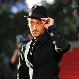 Adrien Brody in The 13th Shanghai International Film Festival