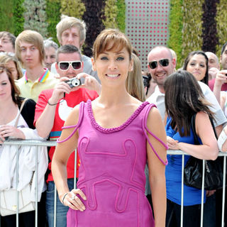 Natalie Imbruglia in Natalie Imbruglia Arrives at 'The X Factor' Auditions