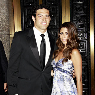 Mark Sanchez, Jamie-Lynn Sigler in The 64th Tony Awards - Arrivals