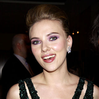 Scarlett Johansson - The 64th Tony Awards - Press Room