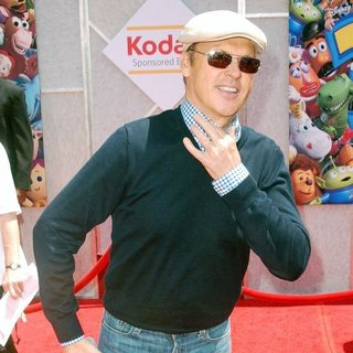 Michael Keaton in Los Angeles Premiere of Walt Disney Pictures 'Toy Story 3' - Arrivals