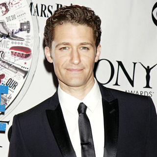 Matthew Morrison in The 64th Tony Awards - Arrivals