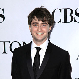 Daniel Radcliffe in The 64th Tony Awards - Arrivals