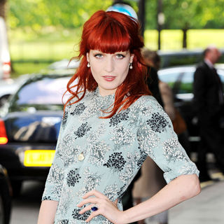 Florence and the Machine - English National Ballet Summer Party - Arrivals
