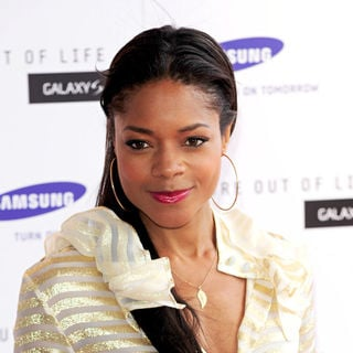 Naomie Harris in The Launch of The Samsung Galaxy S Smartphone
