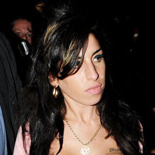 Amy Winehouse in Amy Winehouse at Jazz After Dark in Soho