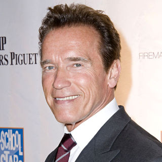 Arnold Schwarzenegger in 2010 After-School All-Stars Benefit Gala