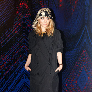 Ashley Olsen in YSL Belle D'Opium Fragrance Launch - Arrivals