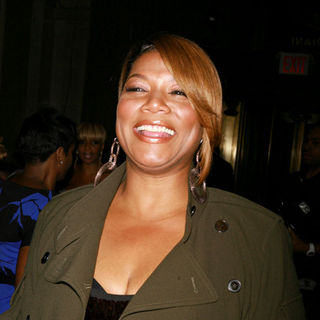 Queen Latifah in FFawn Presents 'An Evening with Mary J. Blige and Friends' - Inside