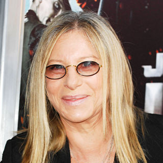Barbra Streisand in World Premiere of 'Jonah Hex'