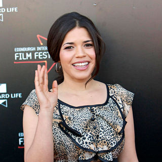 America Ferrera in Edinburgh International Film Festival - 'The Dry Land' - Premiere