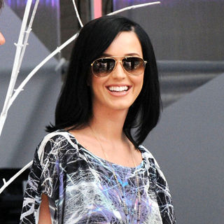 Katy Perry - Rehearses for The 2010 MuchMusic Video Awards
