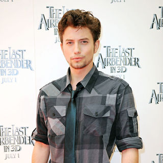 Jackson Rathbone in The Last Airbender Photocall