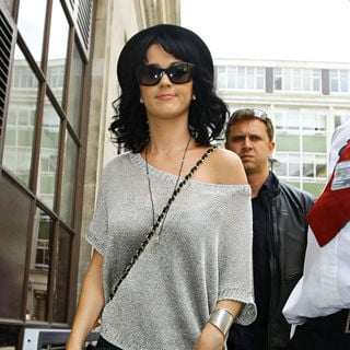 Katy Perry - Katy Perry Outside The Radio 1 Building